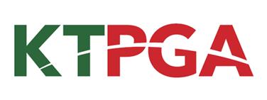 KTPGA (사)한국티칭프로골프협회 로고